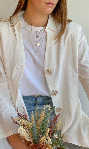 Camisola Roxi Blanca