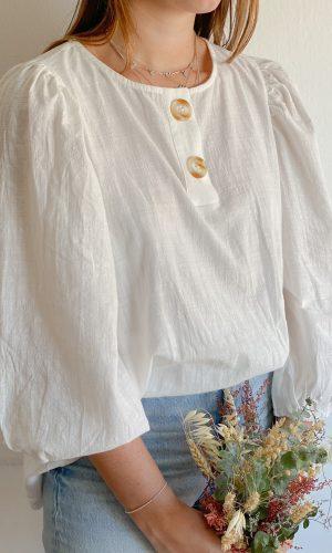 Blusa Petra Blanco