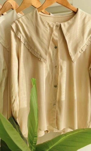 Camisa Formentera Beige