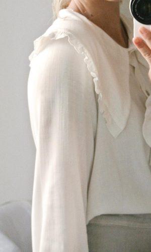 Camisa Formentera Blanca