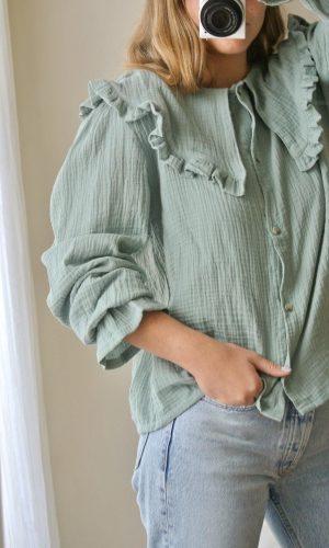 Camisa Bali, verde