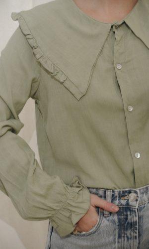 Camisa Formentera Verde